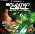 Splinter cell. Chaos theory(DVD)